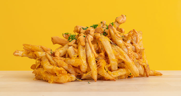 Picture of Cheese Fries