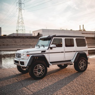 Mercedes-Benz - MERCEDES BENZ 4X4 SQUARED LIMITED EDITION G WAGON