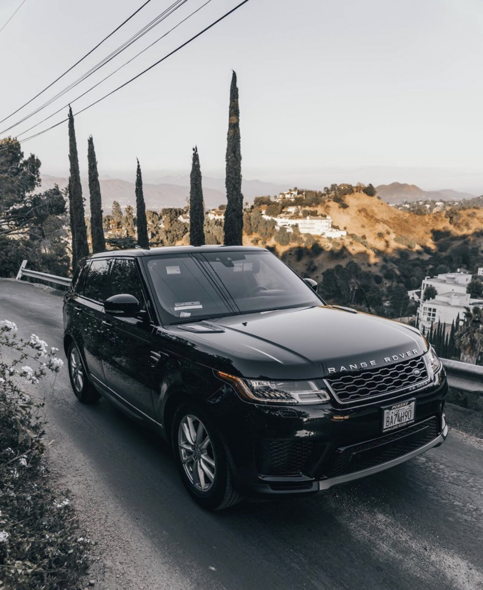 Land Rover - 2020 RANGE ROVER SPORT