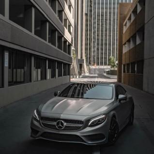 Mercedes-Benz - Mercedes-Benz S-Class Coupe