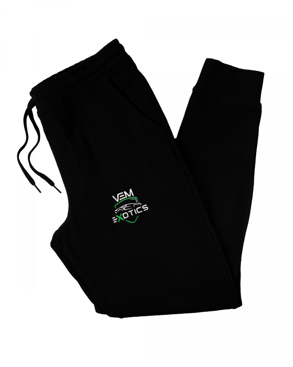 VEM Sweats + Hoodie Combo (Black) - Image 3