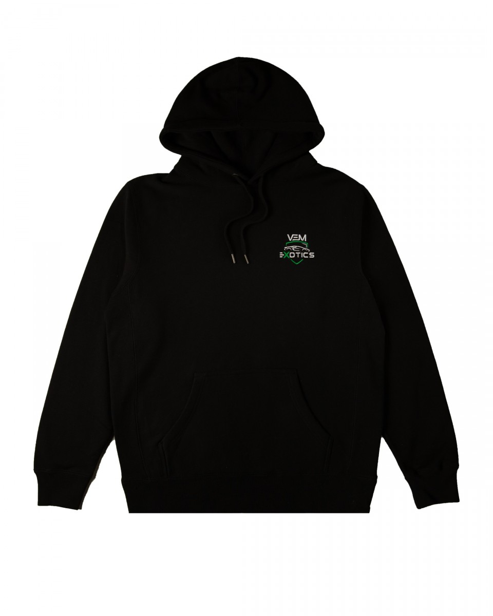 VEM Sweats + Hoodie Combo (Black) - Image 1