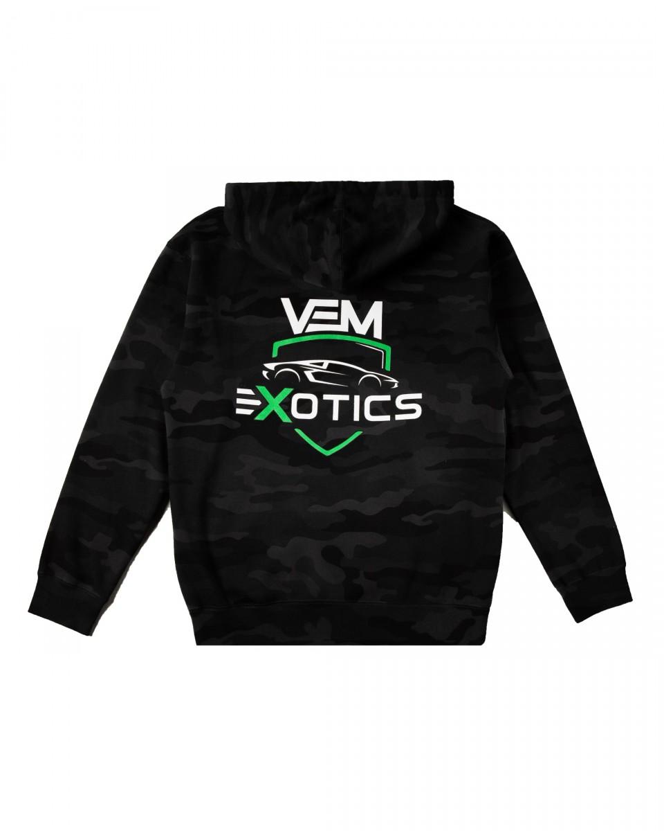 VEM Sweats + Hoodie Combo (Camouflage) - Image 2